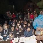 Protest in Heideruh