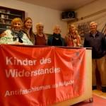 """Am 12. Oktober 2014 wurde ein Kommissionskomitee gebildet, dieses besteht aus 6 """"Kindern"""". Von links: Norma van der Walden, Bea Trampenau, Ilse Jacob, Christel Pieper, Uta Kuhl, Bertrand Wahls."""