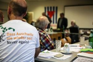 Landesdelegiertenversammlung 2015 im Kiek-in in Neumünster
