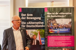 Frank Hornschu (Vorsitzender DGB Kiel Region)